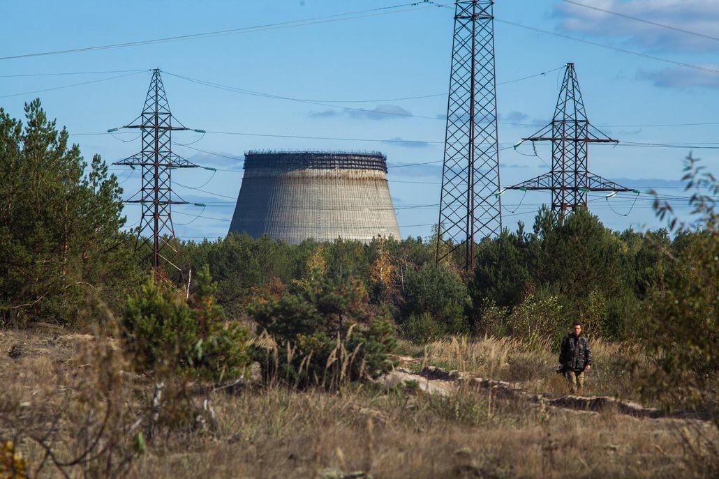 Взоне отчуждения Чернобыльской АЭС задержали двоих «сталкеров»