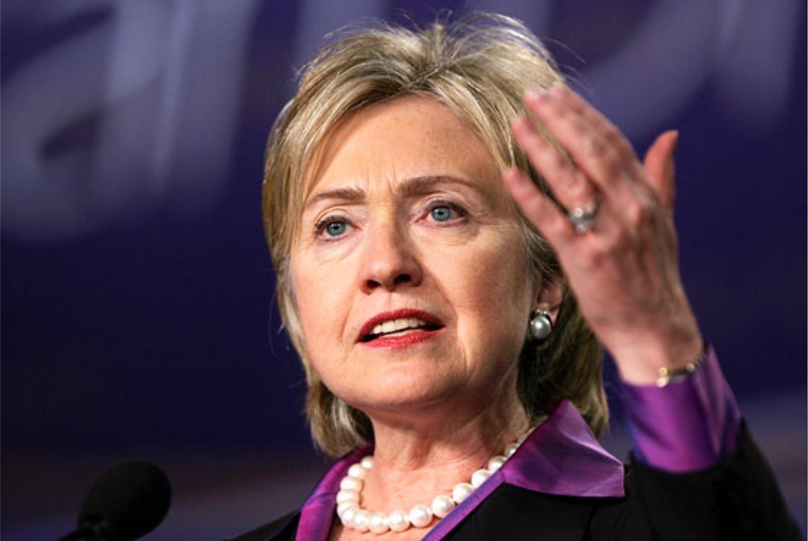 Хиллари Клинтон объявила В.Путина «угрозой американской демократии»