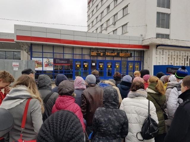 ВНижнем Новгороде вновь эвакуируют большие торговые центры