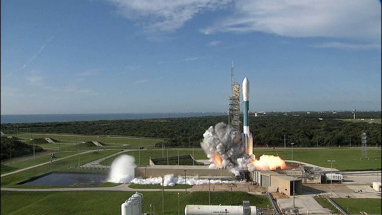ВСША запустили ракету-носитель с новым метеорологическим спутником JPSS-1