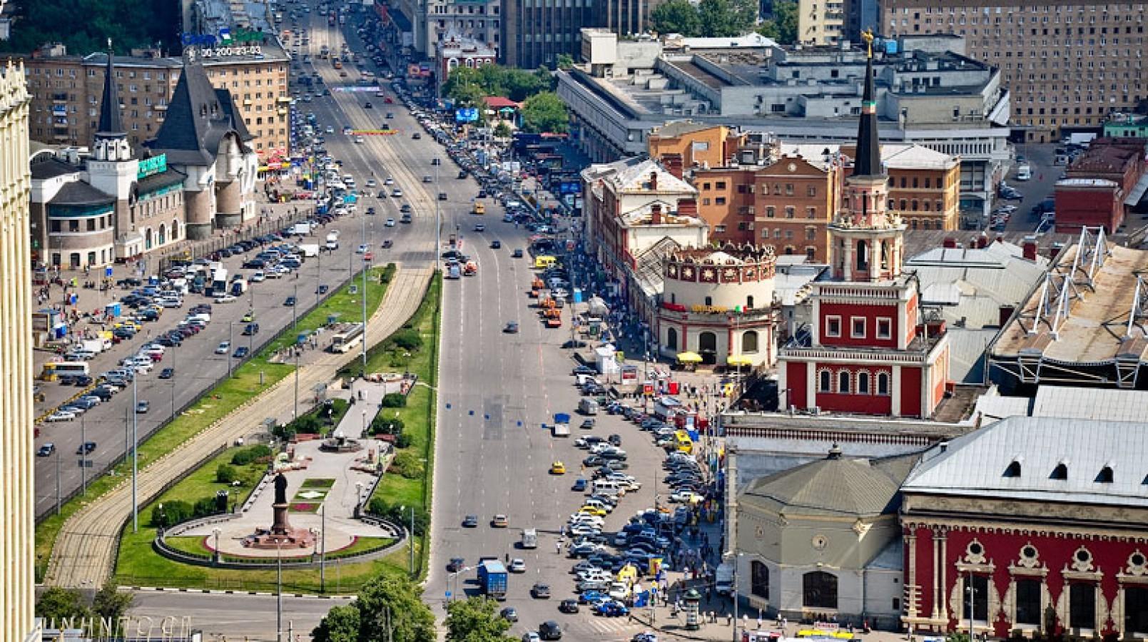 Вокзалы столицы объединят вединый ТПУ