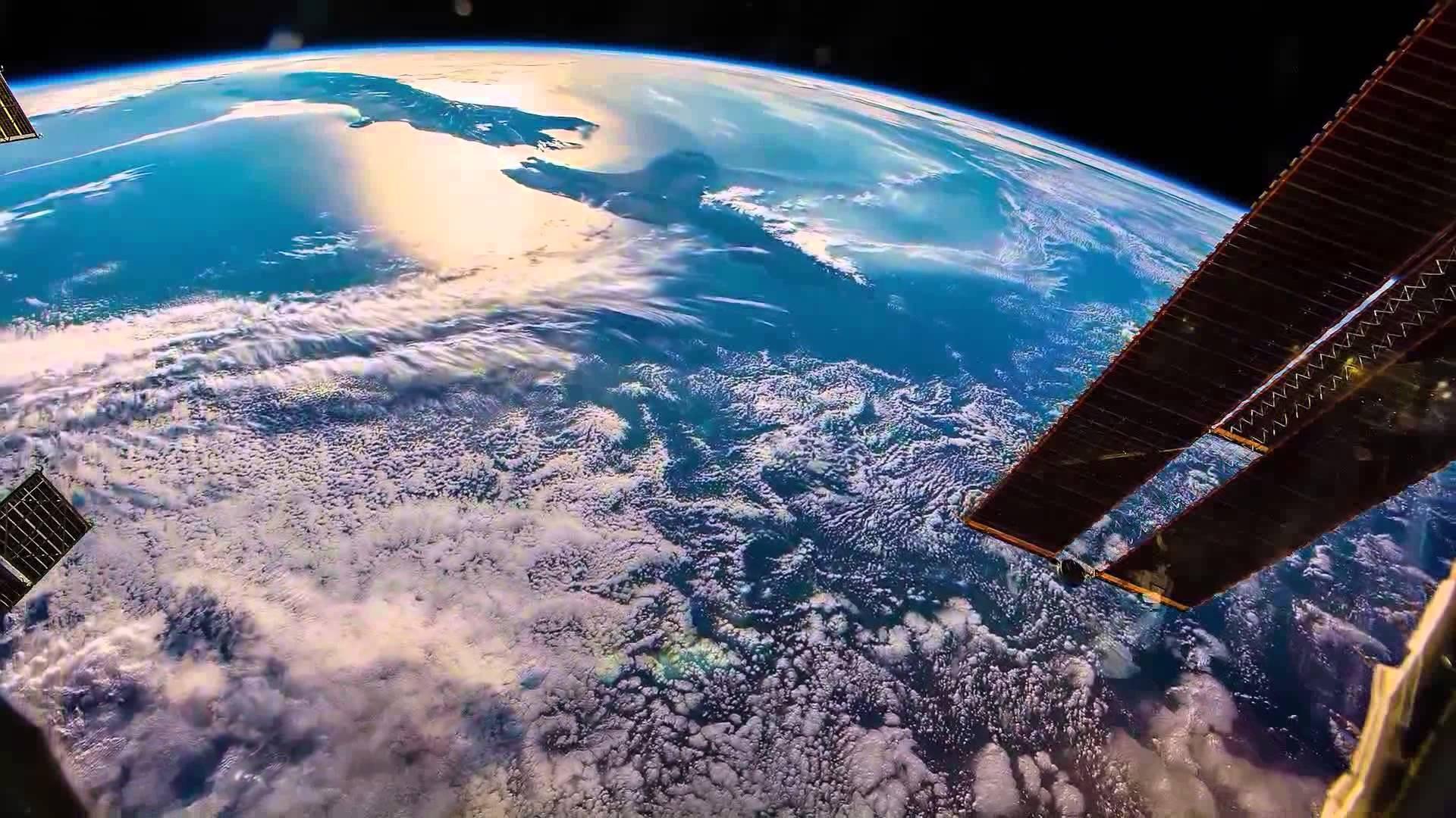 NASA показало навидео таяние ледников и смерть жизни вокеане