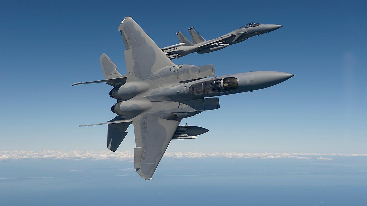 Ввоздушное пространство США вторгся неопознанный самолет