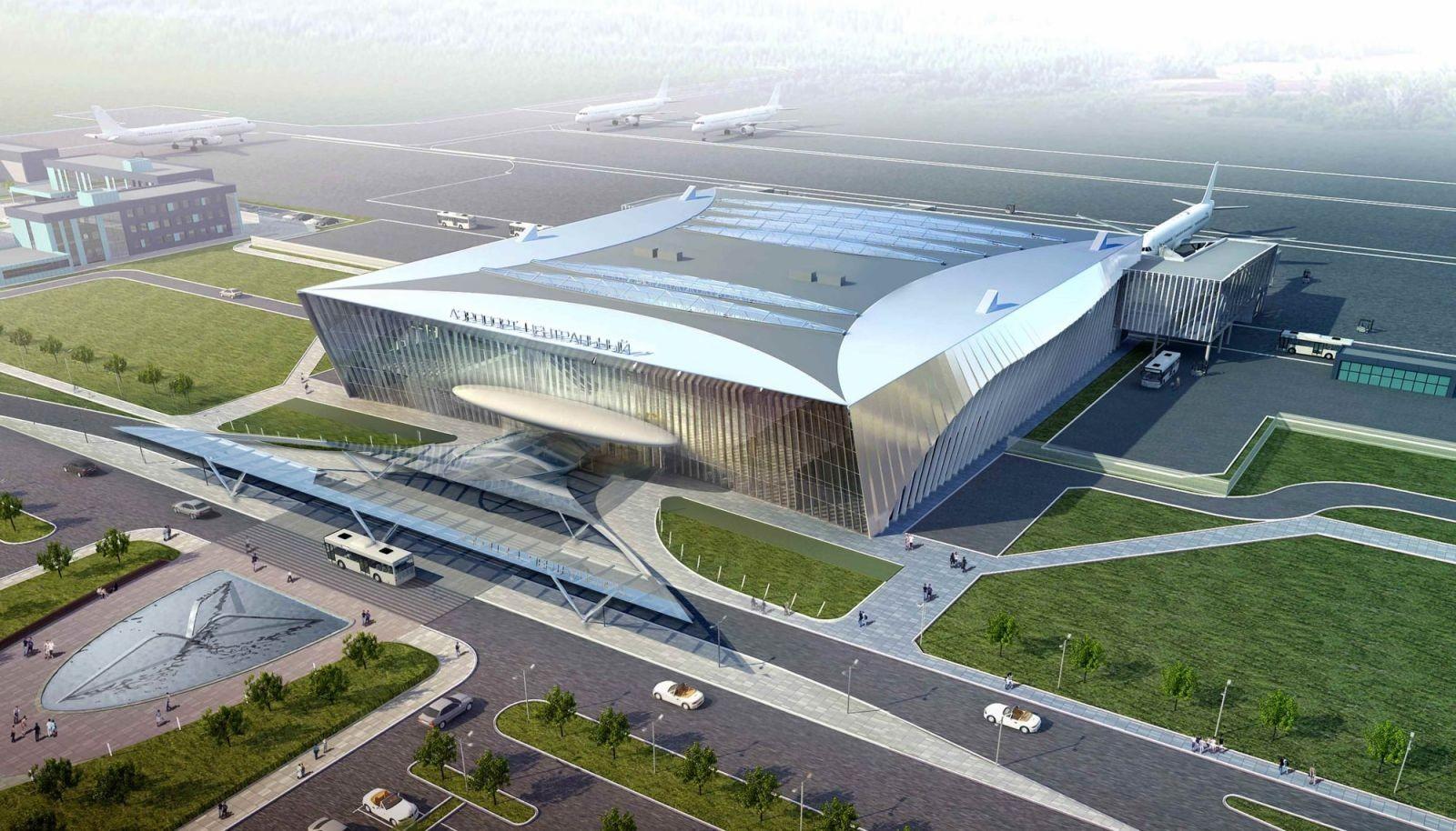 Саратов получит 1 млрд руб. настроительство аэропорта