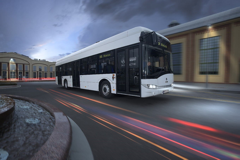 Волгоградцы смогут проехаться наэлектробусе