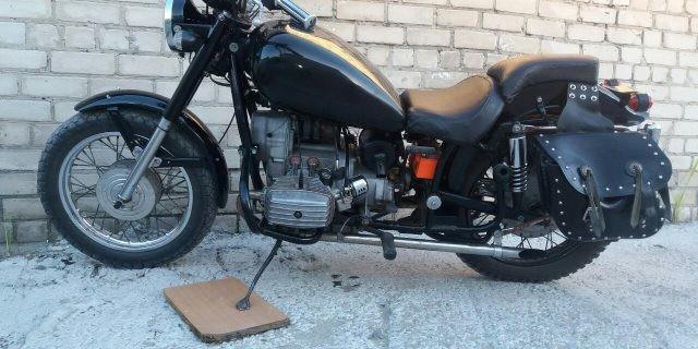 ВСША реализуют советский мотоцикл «Днепр» 88 года практически за млн. руб.