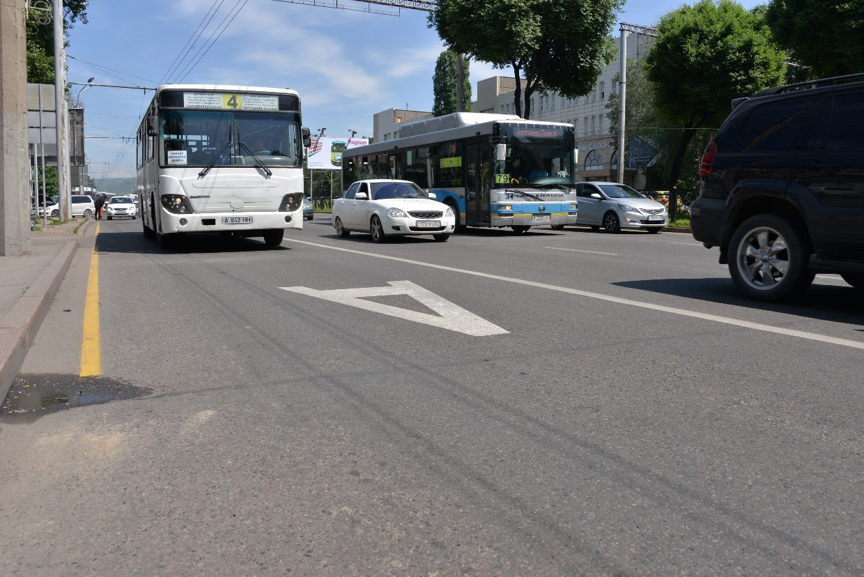 Полосы для городского автомобильного транспорта выделят на дорогах Самары кЧМ