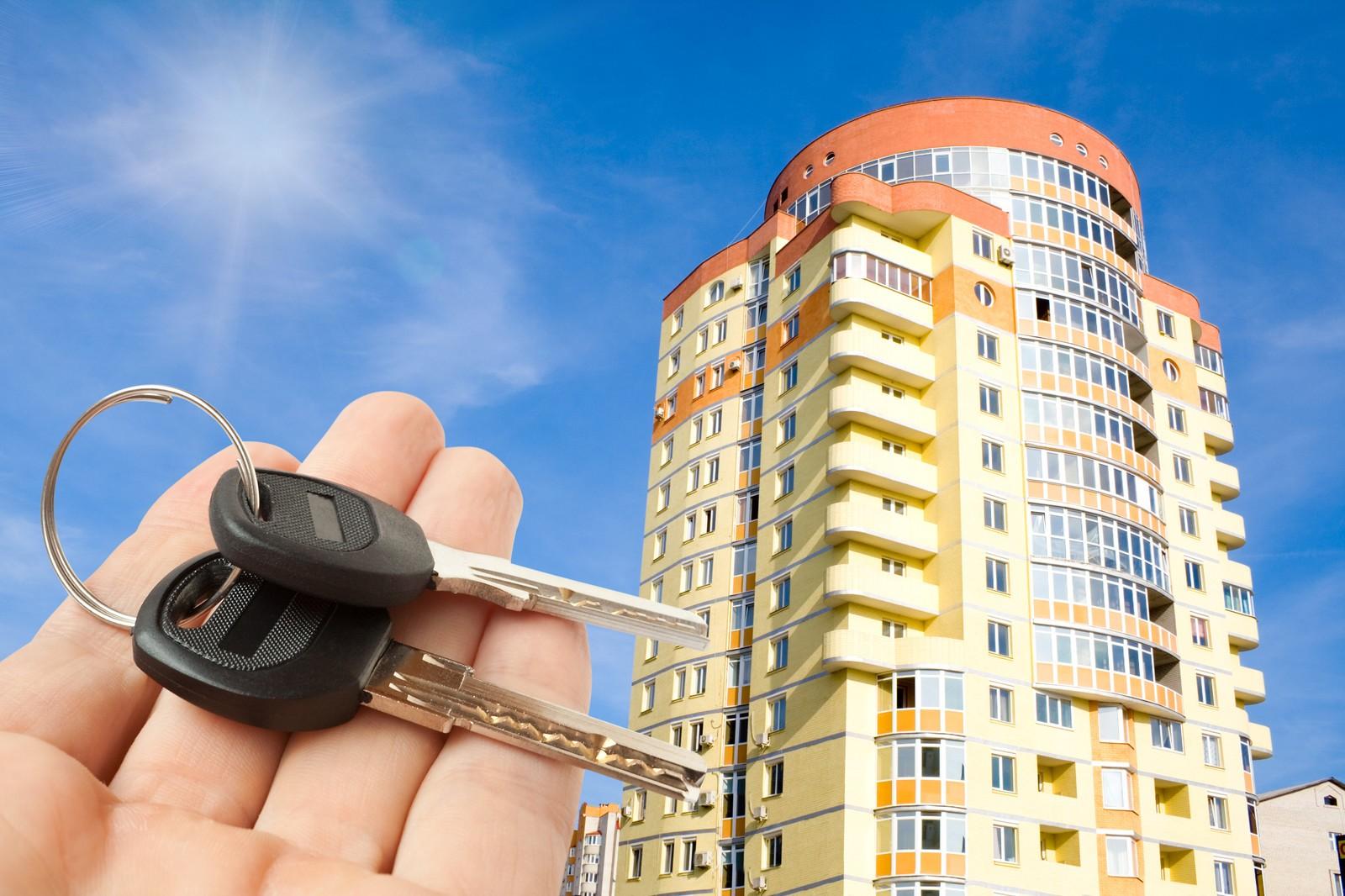 Число сделок впервичном жилье возросло в российской столице на55 процентов