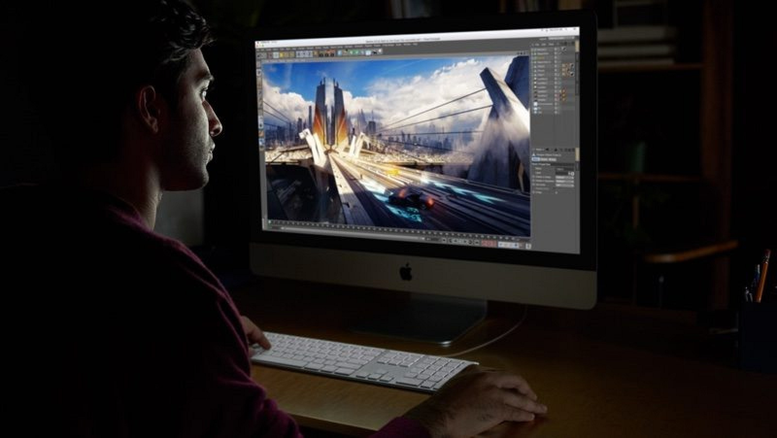 IMac, pro, the most powerful, mac ever, arrives this., apple Buy, mac Pro, apple Buy, macBook Pro, apple