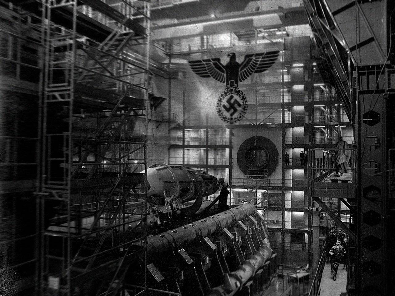 Секретная база нацистов «Новая Швабия» найдена вАнтарктиде