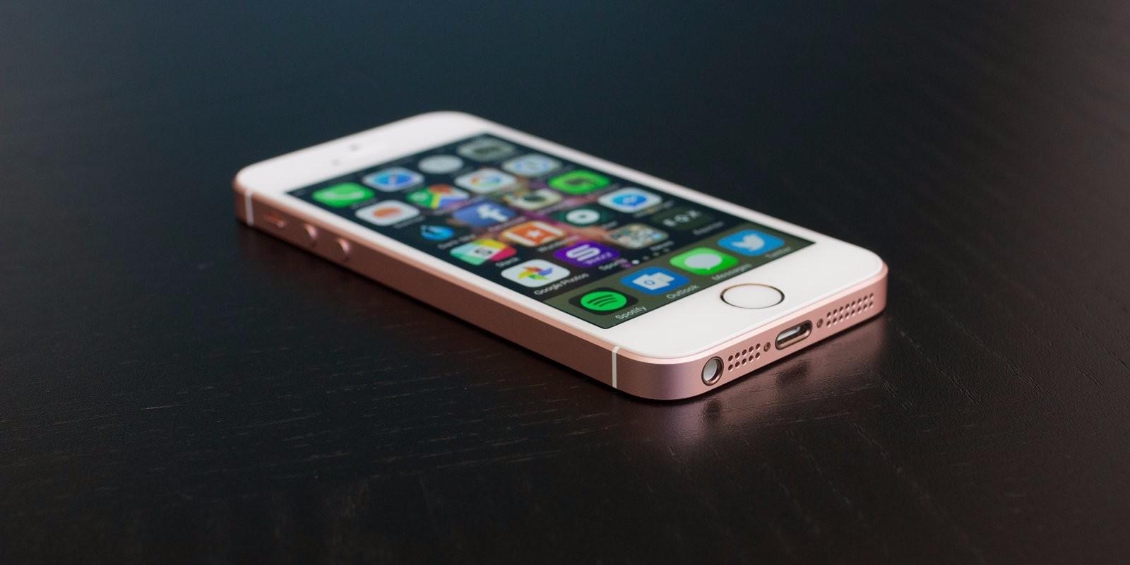 Слухи: Apple выпустит iPhoneSE 2-го поколения в следующем 2018 году