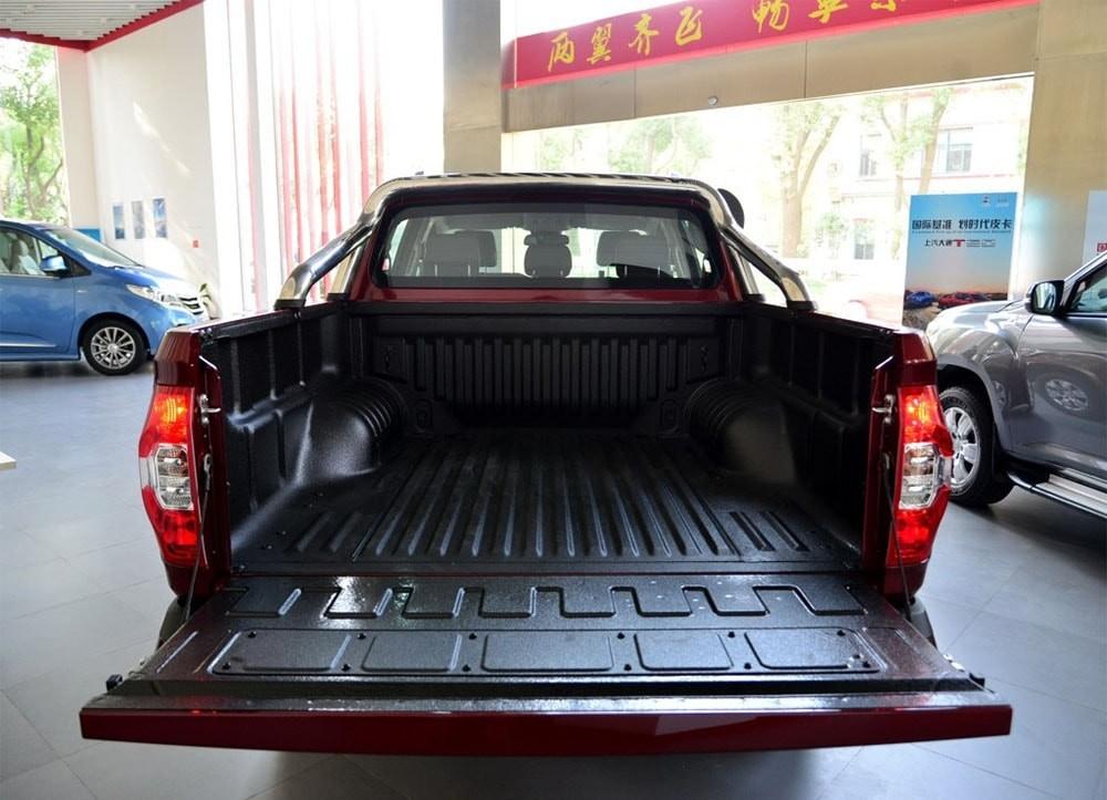 Стартовали продажи улучшенного пикапа Maxus T60