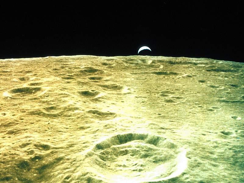 Ученые назвали состав Луны, сравнив еесо фантастической планетой Шелезякой