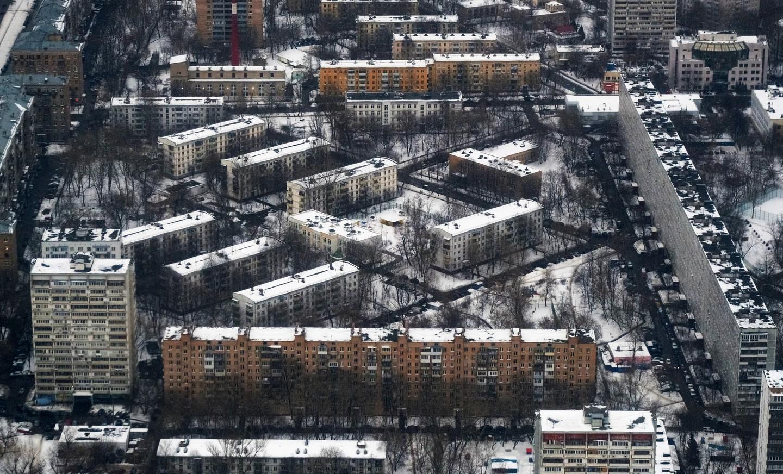В российской столице два дома вышли изпроекта реновации жилья