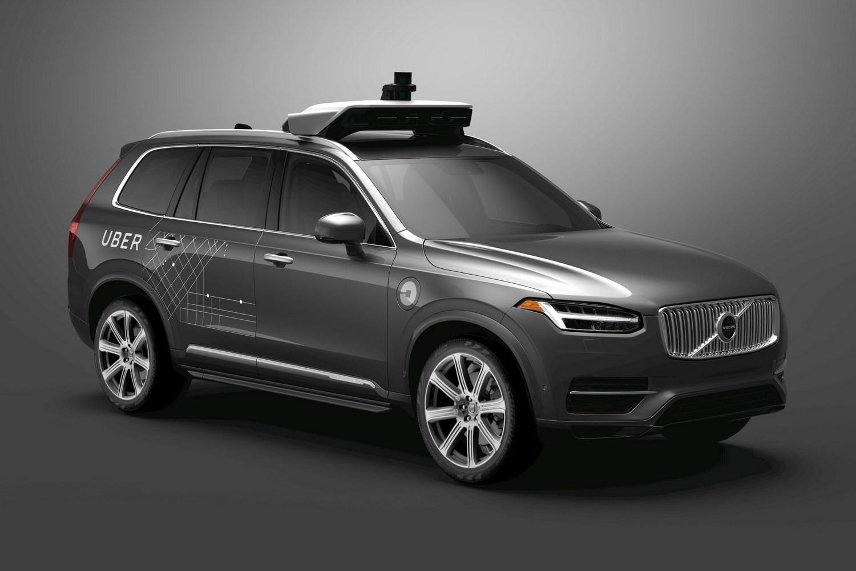Uber купит у Вольво 24 тыс. авто ипереоборудует ихвбеспилотники