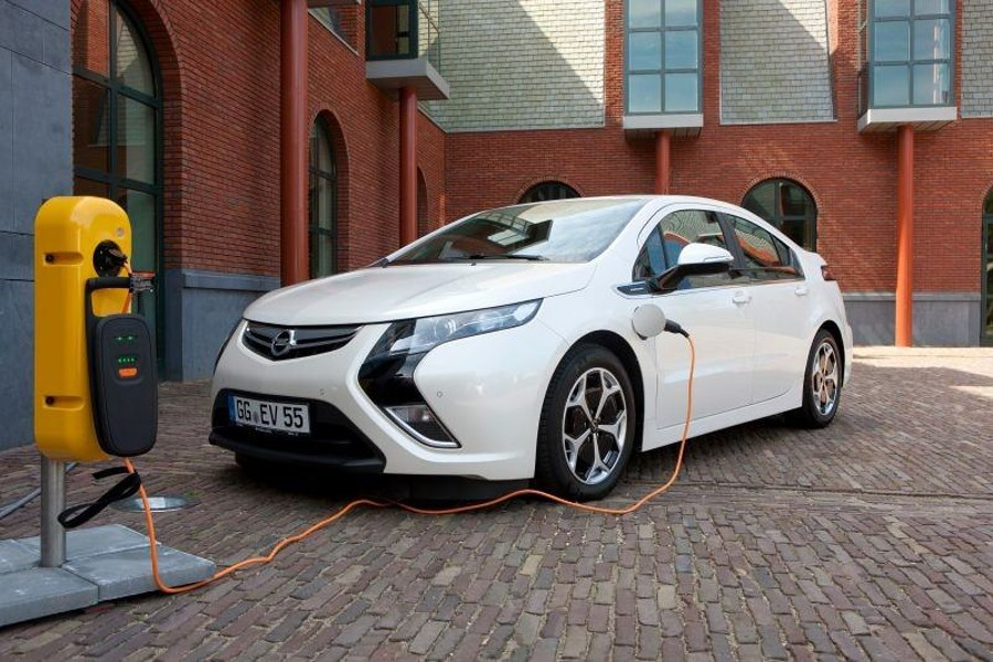 Мировые продажи электромобилей возросли на63%