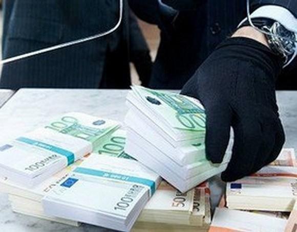 Преступник банка в столице испугался милиции и удалился