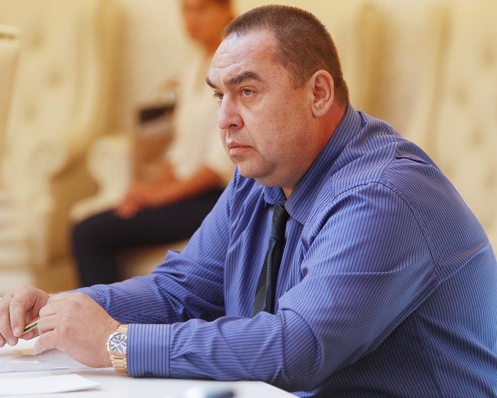 Руководитель МВД Корнет уволен, ситуация навсе 100% под контролем— Плотницкий