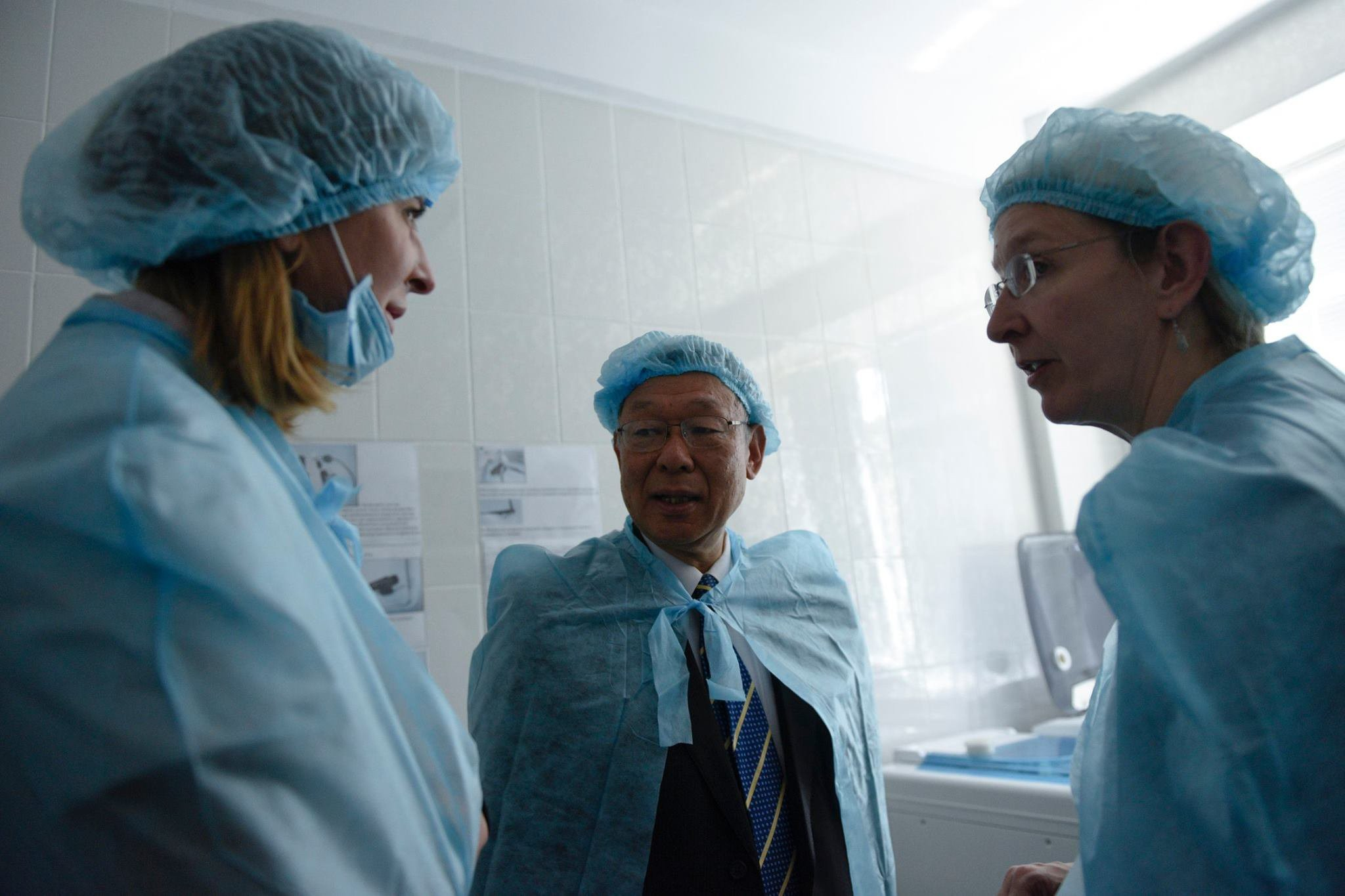 Минздрав Японии выявил случаи странного поведения убольных гриппом