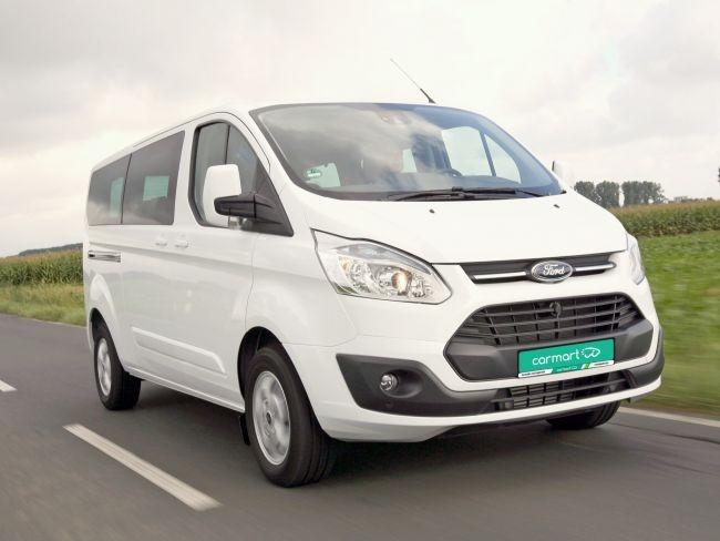 В РФ стартовали онлайн-продажи Форд Tourneo Custom