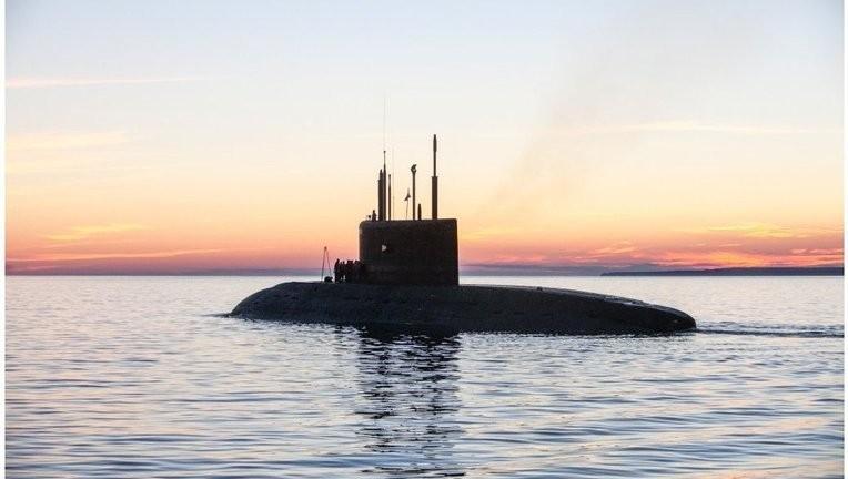 Найденный самолётом ВМС США объект неявляется пропавшей подлодкой