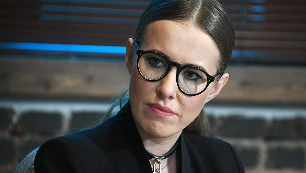 Вweb-сети интернет юзеры прокомментировали интервью Соловьева сКсенией Собчак