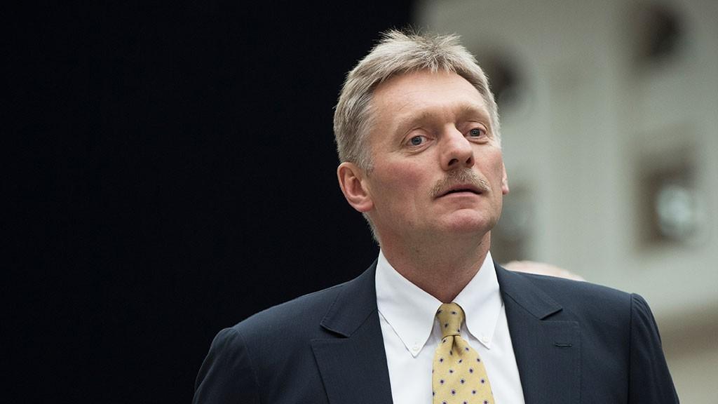 ВКремле нестали объяснять ситуацию вЛуганске