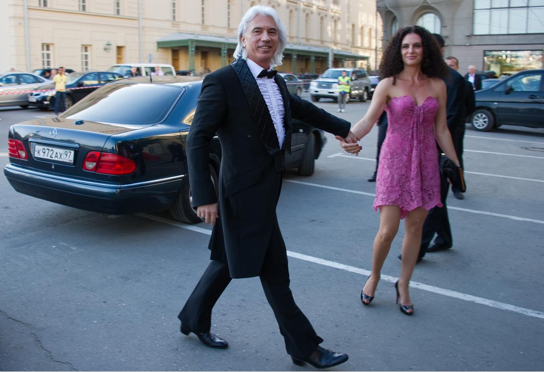 Вдова Хворостовского поблагодарила фанатов певца заподдержку