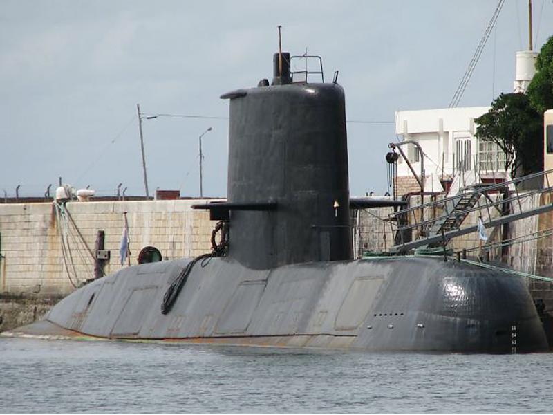 Профессионалы ВМФ Российской Федерации направились вАргентину для поисков подлодки «Сан-Хуан»
