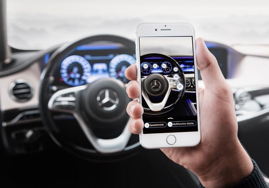 Benz вводит новейшую противоугонную систему всвои автомобили