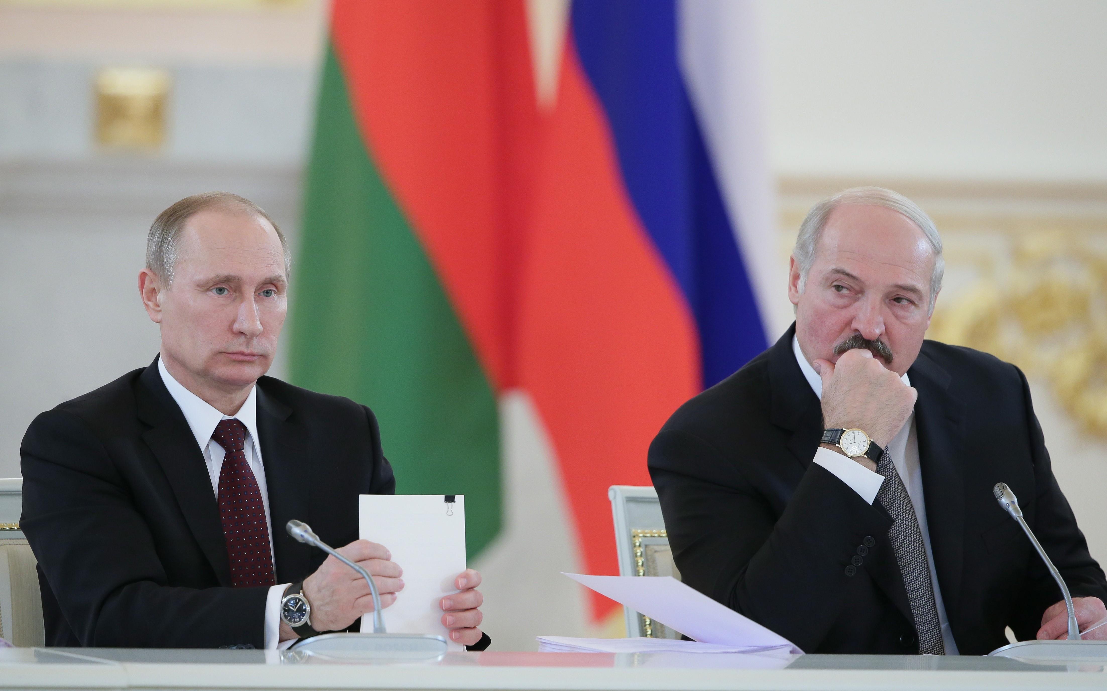 Грибаускайте: Путин непустил Лукашенко насаммит вБрюссель
