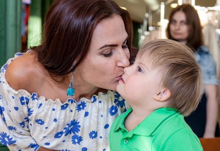 ВГермании прооперировали 5-летнего Семёна, сына Эвелины Блёданс