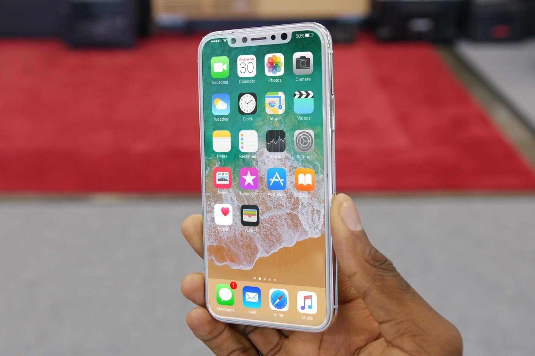 Цена засамый доступный iPhone XвБразилии составляет 2170 долларов