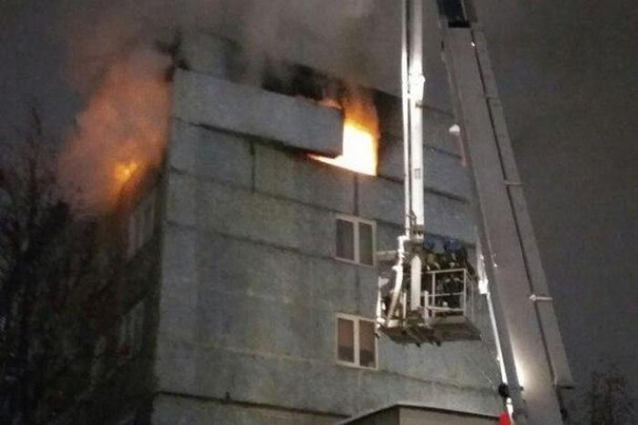 Бытовой газ взорвался вжилом доме вМурманске, есть пострадавшие