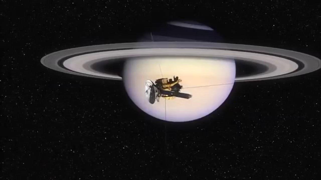 NASA показало «прощальный» снимок Сатурна отCassini