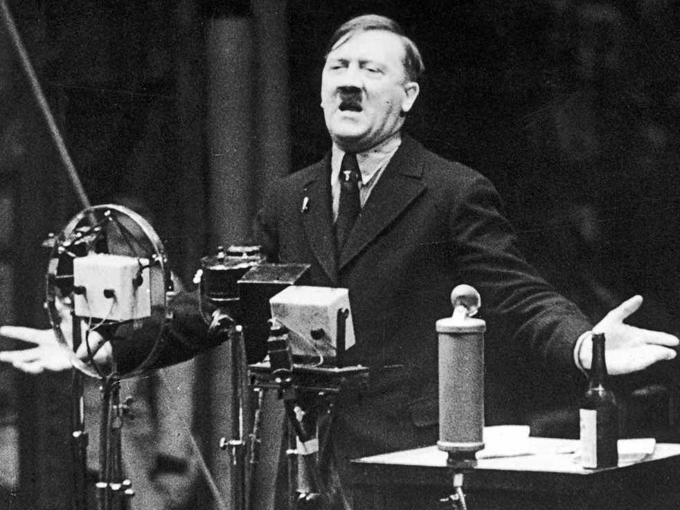 Довольно скромно: стало известно, что елГитлер перед самоубийством