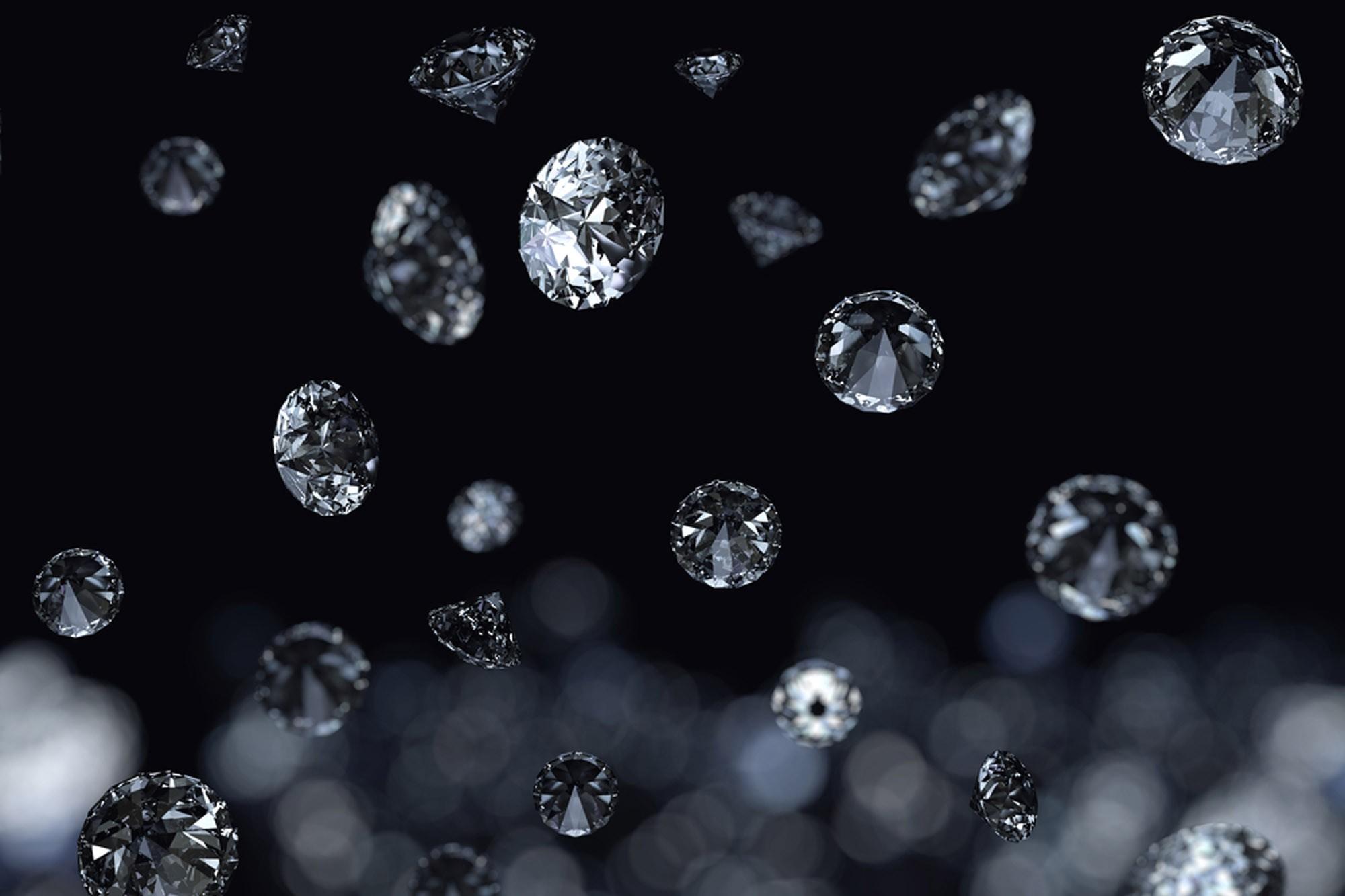 НаНептуне иУране идут дожди изалмазов— Ученые