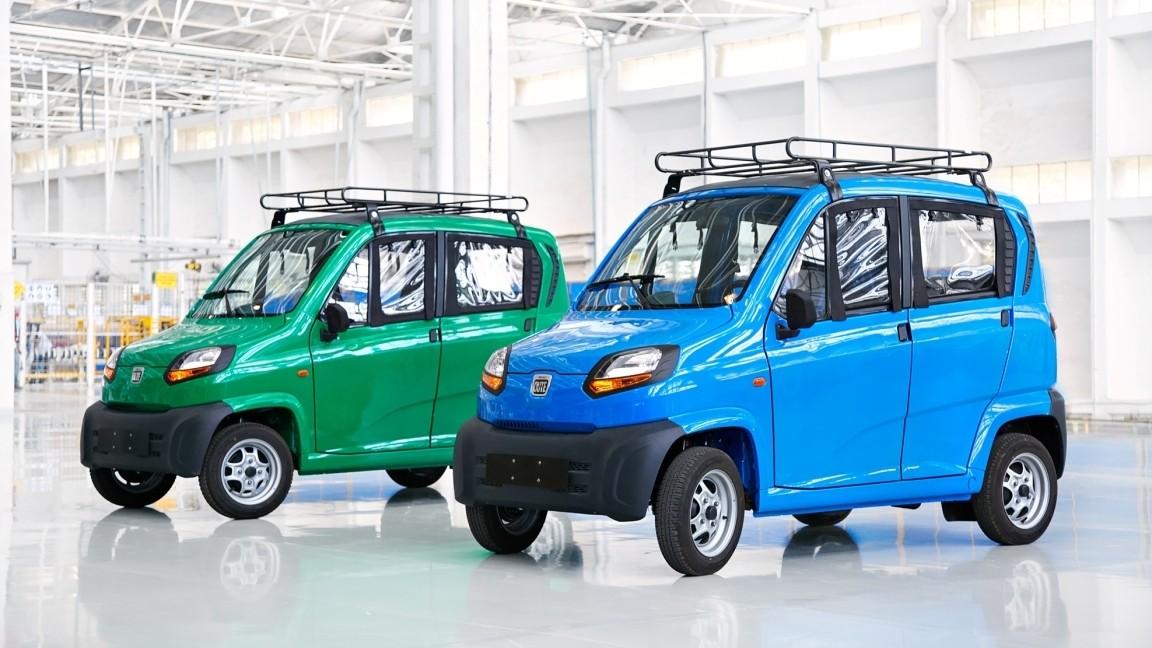 Индийский Bajaj Qute возглавил топ самых дешевых в мире авто