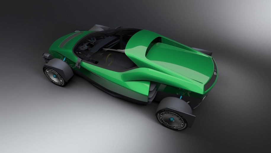 Электрический суперкар Miss Rбудет скорее Tesla Roadster