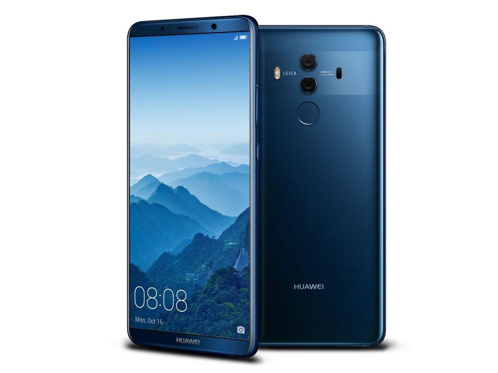 Huawei Mate 10 Pro побил рекорды предзаказов вевропейских странах