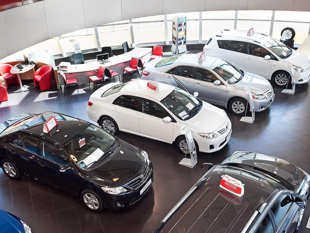 В Башкирии растут продажи новых автомобилей