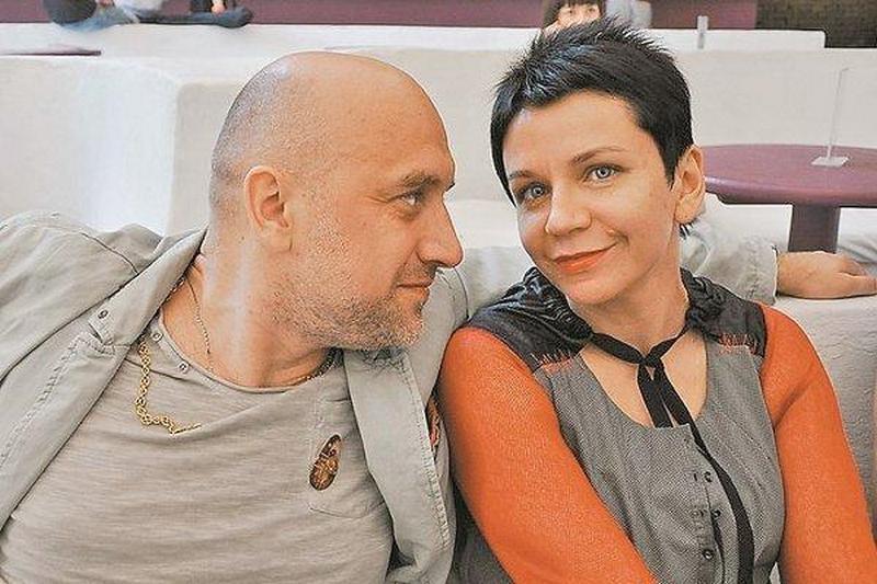 Писатель Прилепин обвенчался с женой вДонбассе