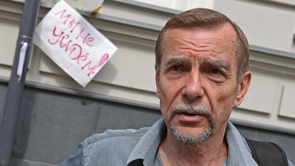 Репортеров «РенТВ» иНТВ непустили наВсероссийский съезд защитников прав человека