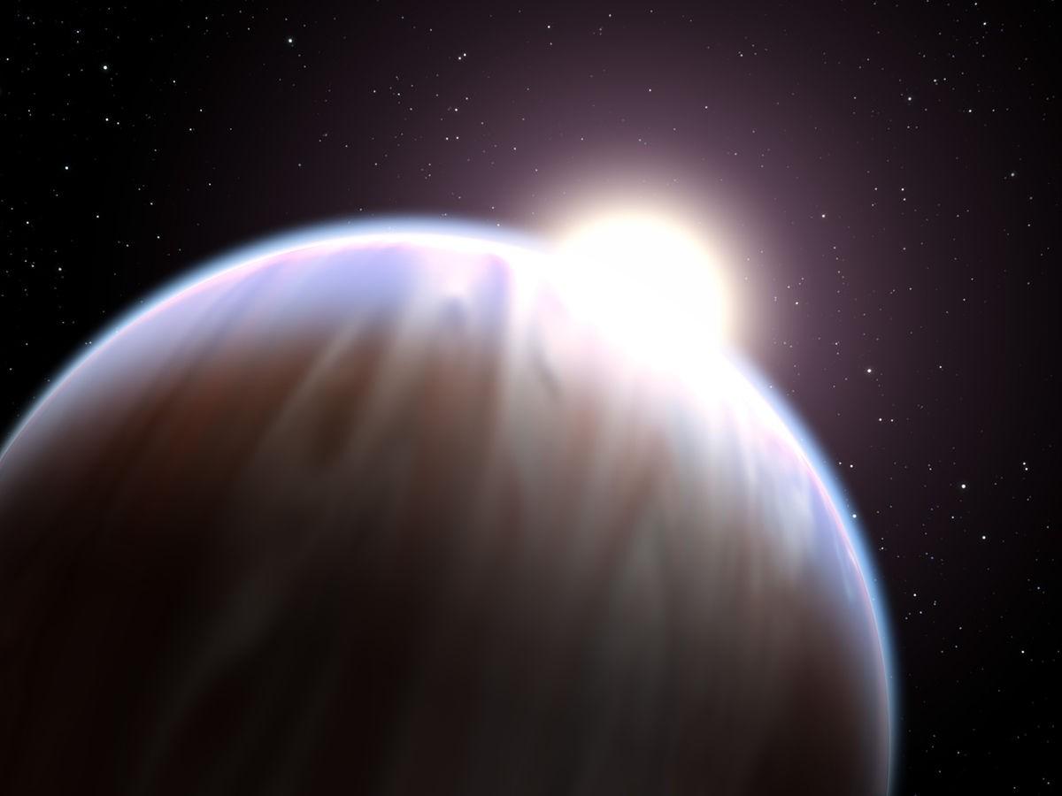 Исследователи нашли экзопланету с сутками в 27 тысяч лет