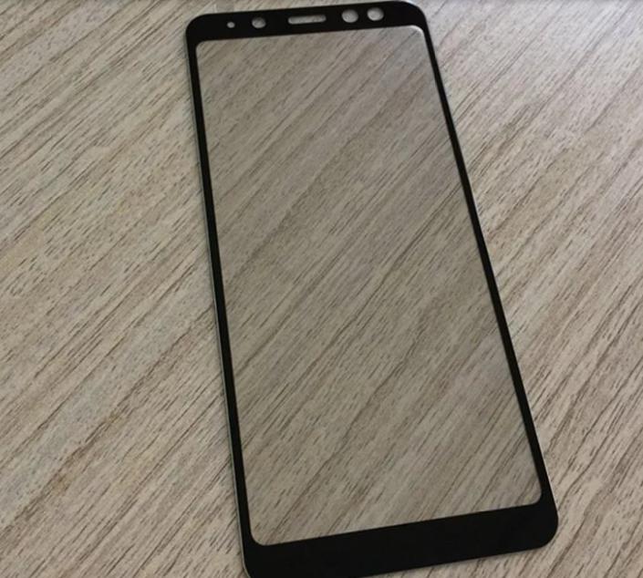 Появились первые фото нового телефона Самсунг Galaxy A8