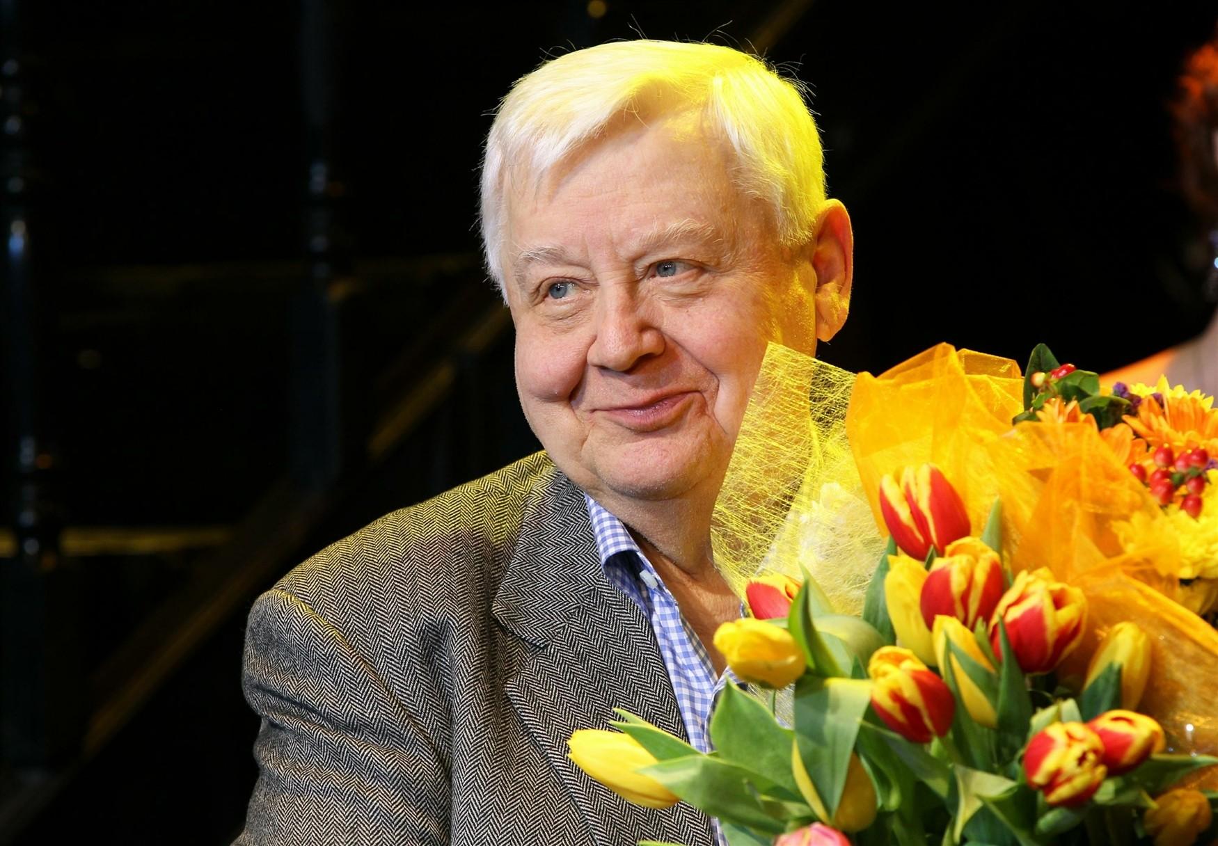 ВМХТ поведали опричинах госпитализации Олега Табакова