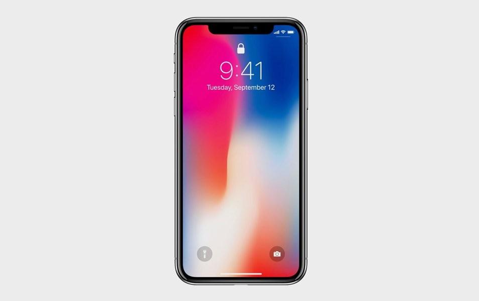 Вдень изготавливают около 500 000 iPhone X