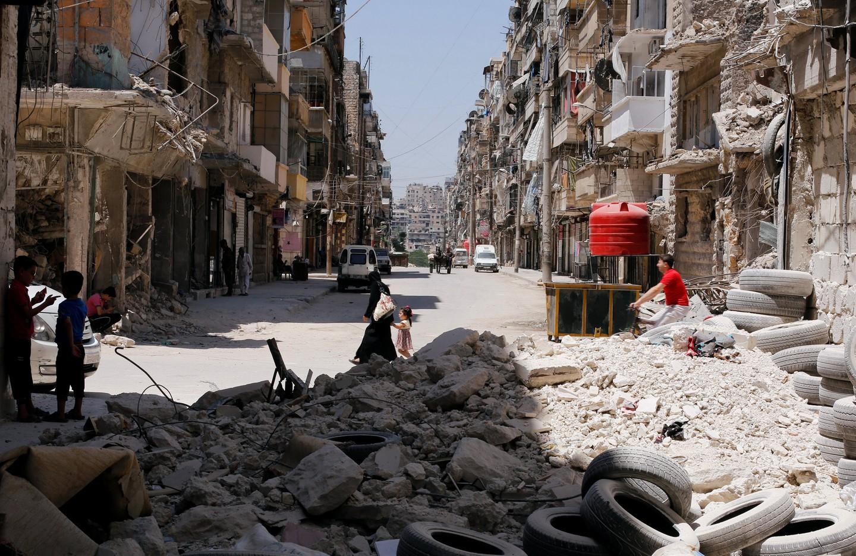 Минобороны РФ: США лишили 50 тыс. сирийцев доступа кгумпомощи