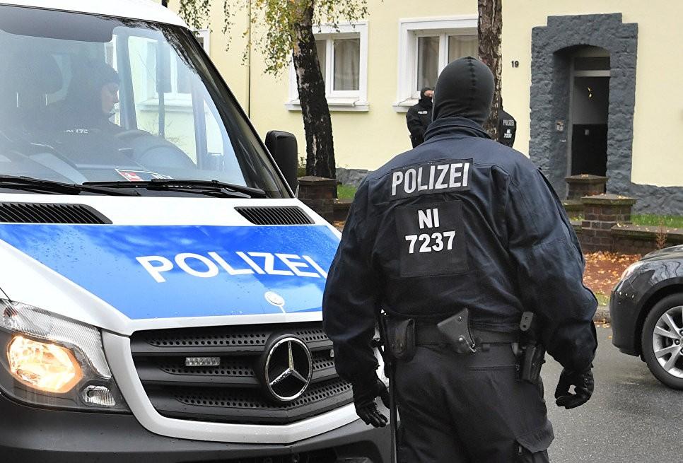 ВГермании мэра города ударили ножом