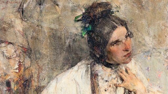 Картина Фешина была продана нааукционе Sotheby's за3,65 млн фунтов